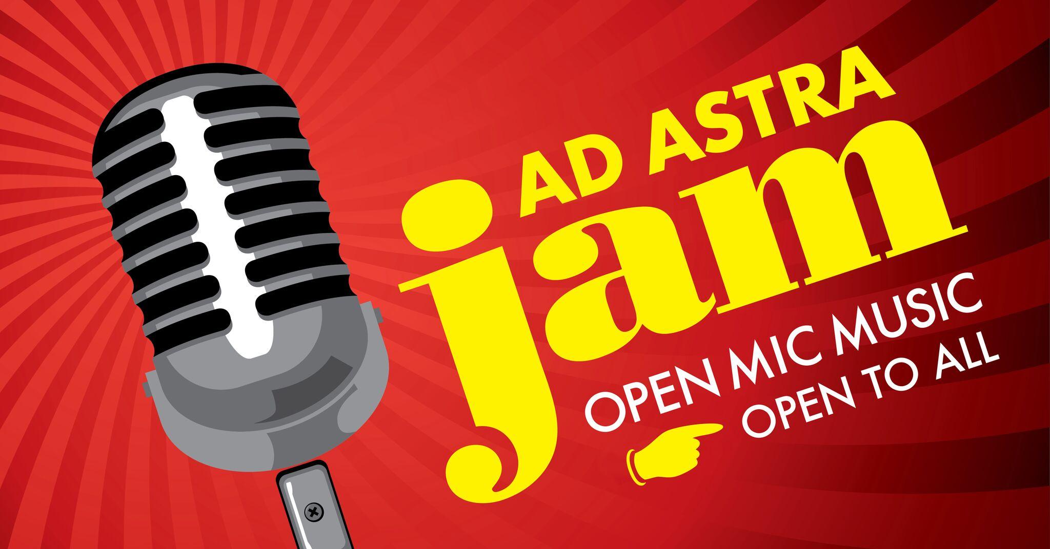 Ad Astra Jam Logo