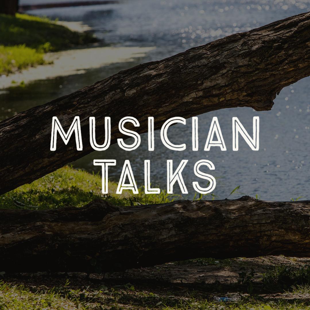 Riverside Musician Talks
